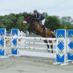 Show Jumping Training with Niall Fergusson